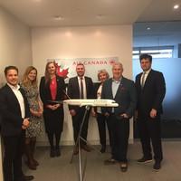 Hamarosan jöhet az egész éves Air Canada járat!