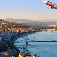 Még ne nagyon várjuk Budapestre az Air Asia X-et