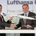 A budapesti Lufthansa járatra is kikerül a Cathay kódja