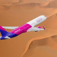 Bejelentették a Wizz Air Budapest-Abu Dhabi járatát: ez az első lépés az indiai és afrikai terjeszkedés felé