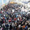 Több, mint másfélmillió utas fordult meg júliusban a budpesti reptéren!