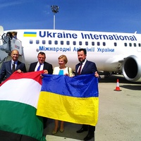 Már Budapestre is repül az Ukraine International Airlines