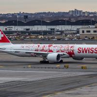 Teljesítette első hosszútávú járatát a vadonatúj Swiss Boeing 777-es!