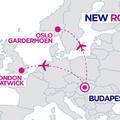 Két új járatot indít és egy újabb gépet hoz Budapestre a jövő nyáron a Wizz Air!