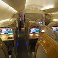 Újra elérhető a First Class osztály az Emirates budapesti járatain!