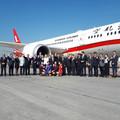 Európában elsőként Budapestre indított légi járatot a Shanghai Airlines!