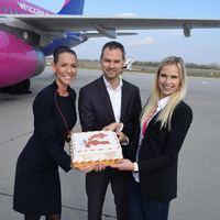 3 új járat a Wizz Air kínálatában!