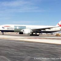 Hamarosan újra forgalmoba állhat a kigyulladt British 777!