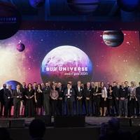 BUD:Universe: a legjobban teljesítő partnereit díjazta a Budapest Airport