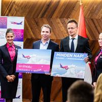 Külgazdaságilag és nemzetpolitikailag fontos járatbejelentést tett a Wizz Air!