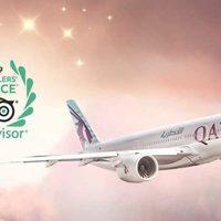 Hat díjat is elvitt a Qatar Airways a TripAdvisor díjátadón!
