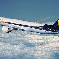 Új Jet Airways járatok Európából Indiába