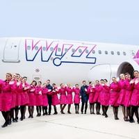 Frankfurt központi repülőterére indít Budapestről járatokat a Wizz Air!