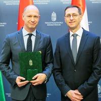 Miniszteri elismerésben részesült a Budapest Airport