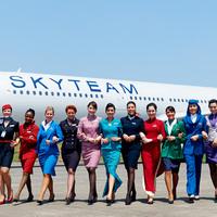 SkyTeam légiszövetség: bővítési szándék India és Brazília felé!