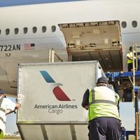Az American Airlines-szal együtt érkezik Budapestre az American Airlines Cargo is!