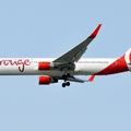 Mégsem indít télen járatokat Budapestre az Air Canada Rouge!