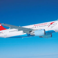 Sirázba indít járatot az Austrian Airlines