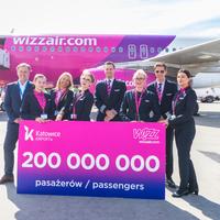 Átlépte a 200 milliót a Wizz Air utasforgalma
