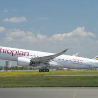 Átvette első A350 XWB típusú repülőgépét az Ethiopian Airlines!