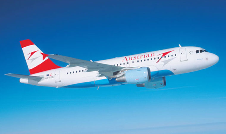 011181a55261 Újabb iráni járatot indít hetente négy alkalommal Bécsből az osztrák  Austrian Airlines.