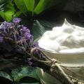 Citromos, vaníliás joghurt levendulával