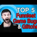 Bugok a netről! Top 5 Funniest Game Glitches and Bugs!