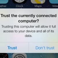 iOS töltőhack