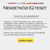 IQ teszt