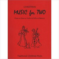 >>PORTABLE>> Music For Two, Christmas For Flute, Oboe Or Violin And Cello Or Bassoon. grows mission Emerald Codigo links larga
