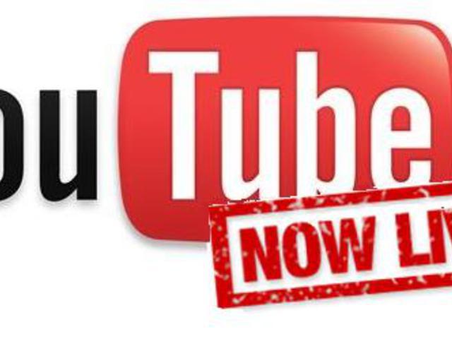 Hamarosan a YouTube app is támogatja az élő videókat 0df514b373