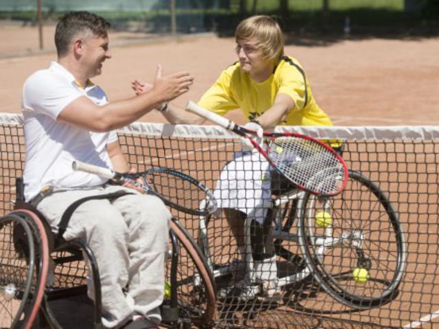 Speciális tenisztábor az esélyegyenlőség jegyében Zánkán 6f1af1ed71