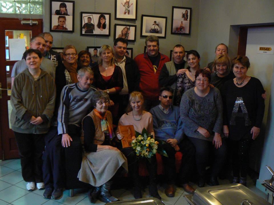 Ma ünnepeltük egyesületünk megalakulásának 10. évfordulóját a Városi  Ifjúsági Klubban - hol máshol 3eab169b50