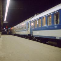 1977 - Vonattal és mandulaillattal - utoljára