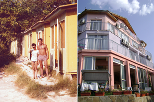 Felköltözés 30 év után - és elázás vacsora után