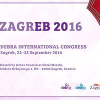 2016. év DEBRA konferencia