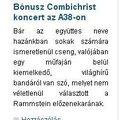 BunkerBlog cikk a Bombahír hírportálon!!!