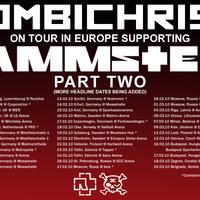A Rammstein előzenekara lesz a Combichrist