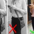 Ön is rosszul hordja a táskáját?