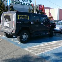 Mit érdemelnek a mozgássérült helyen parkolók?