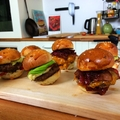 Meccsnéző Miniburgerek