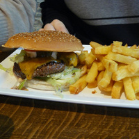 Burger Bar - 2010, Amszterdam