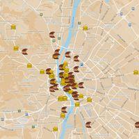 Végre elkészült a nagy budapesti Burger Blog térkép!