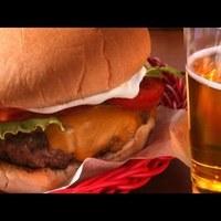 Sajtburger gyorsan és egyszerűen