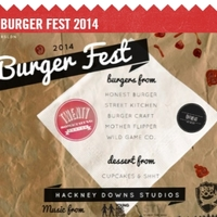 Vendégpost: Twenty Something Burger Fest 2014 – London