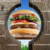 Időközben Ausztráliában - A komoly bárányburger
