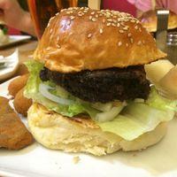 Disznótoros Burger @ W35