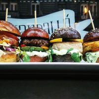 Burger & Beer - sörvacsora a Kandallóban