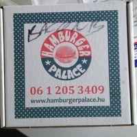 Rendelős rovat: Hamburger Palace