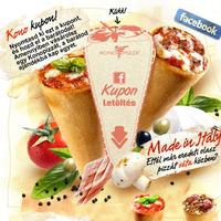 Kono Pizza - Szolnokon is